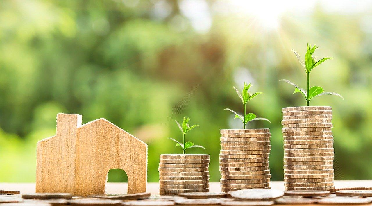geld huis groei