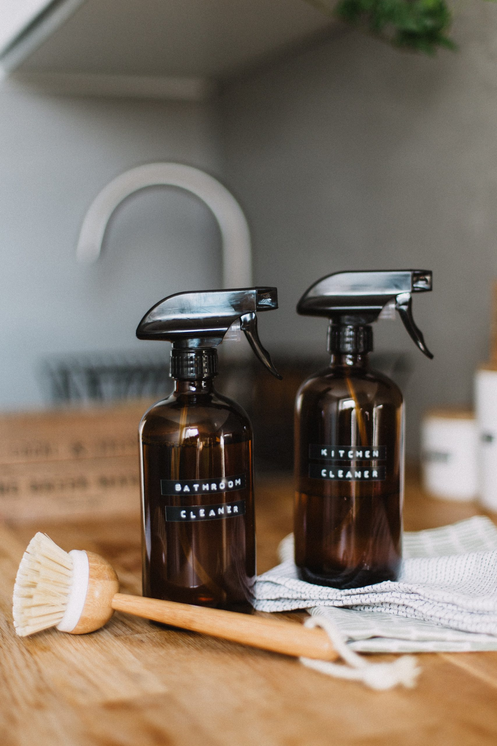 schoonmaakmiddel badkamer keuken