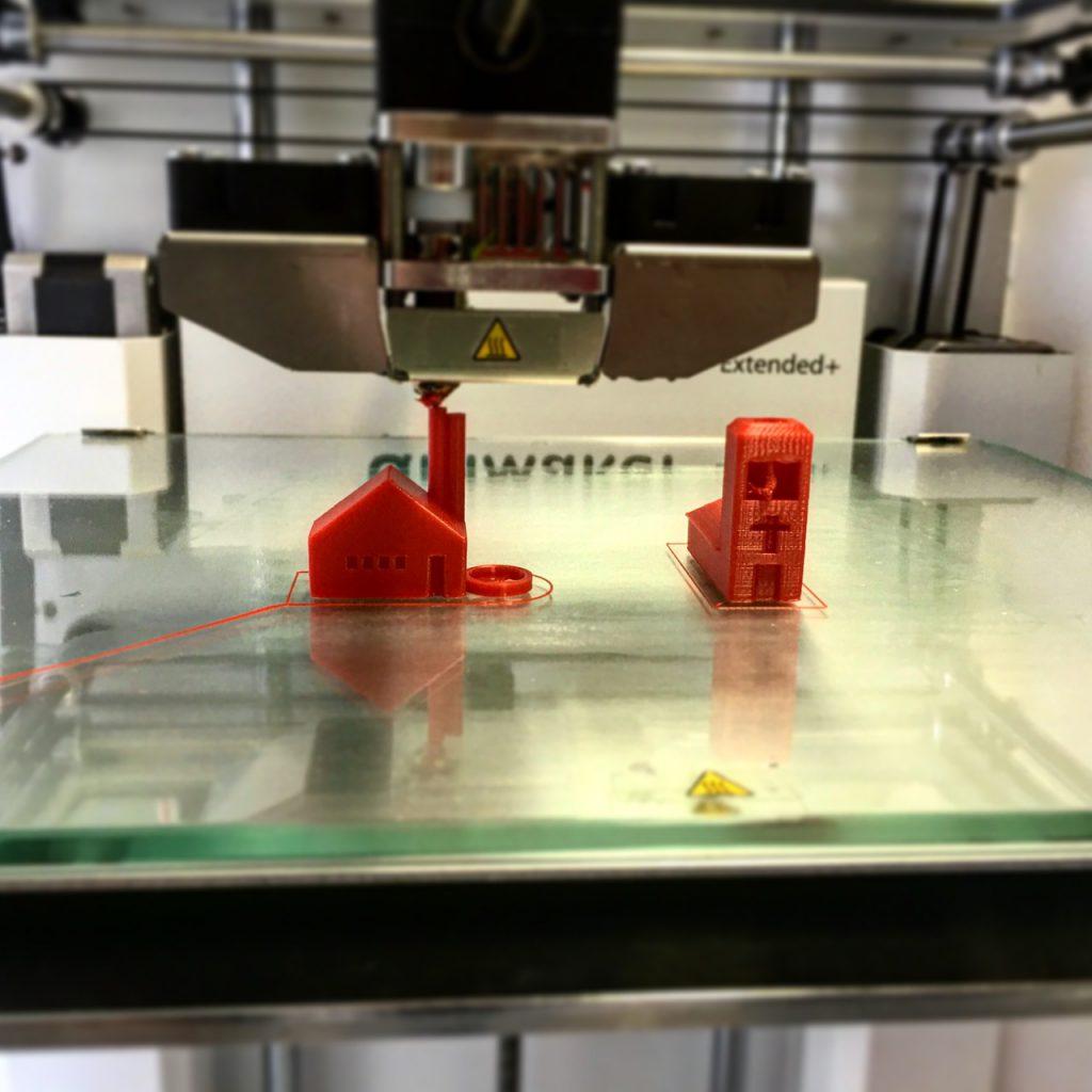 huis 3d printer